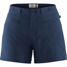 Fjällräven High Coast Lite Shorts Dames, navy